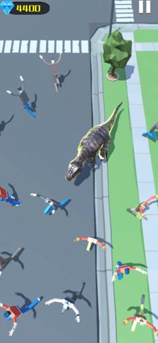 恐龍城市大戰截圖3