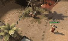 《獵手之王》機關投擲物居然還有化學反應?