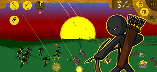 火柴人戰爭:遺產截圖3