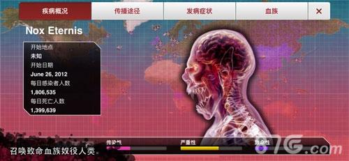 瘟疫公司進化中文手機版截圖4