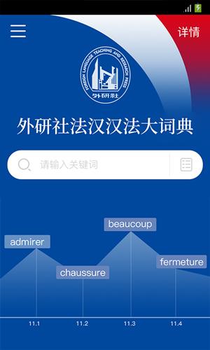 外研社法語大詞典app截圖4