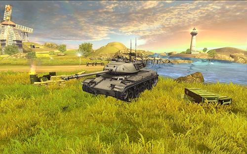 坦克雄心截图4