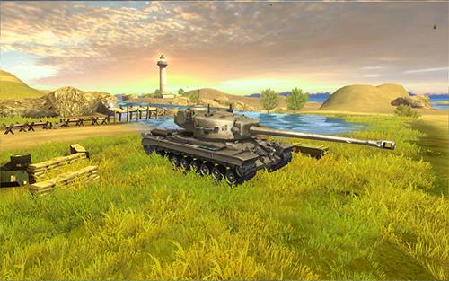 坦克雄心特色