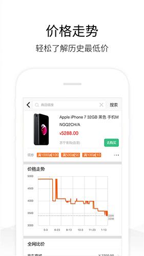 歷史價格查詢app截圖1