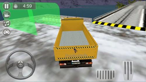 卡车野外运输模拟截图1