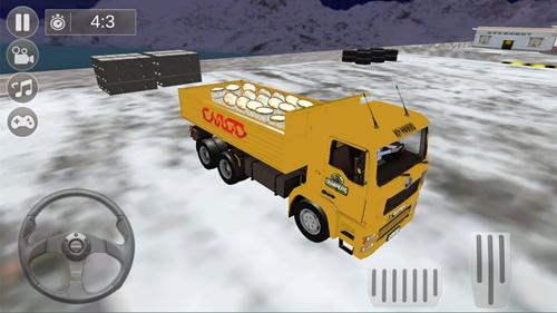 卡车野外运输模拟截图3