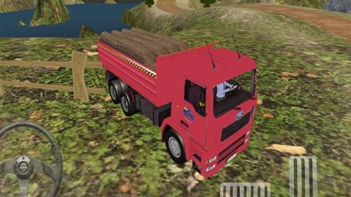 卡车野外运输模拟截图4