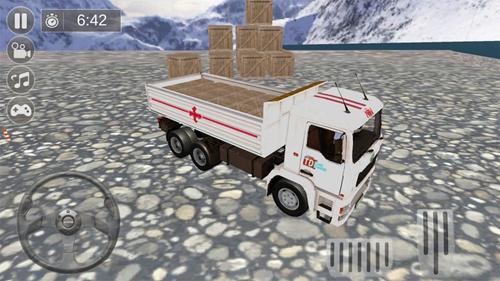 卡车野外运输模拟截图5