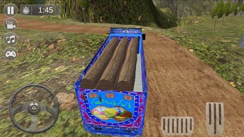 卡车野外运输模拟截图2