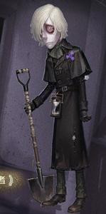 第五人格守墓人時裝