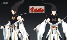 王者榮耀云中君千歲鶴歸視頻 新皮膚測試動畫