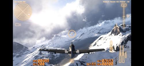 空戰聯盟安卓版截圖7