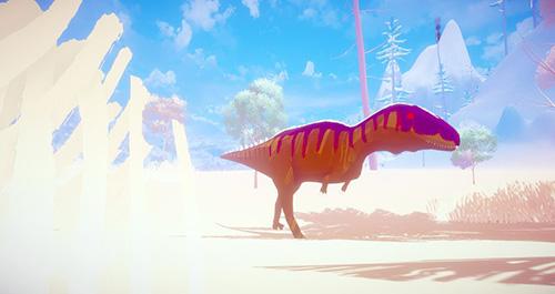侏羅紀島截圖3
