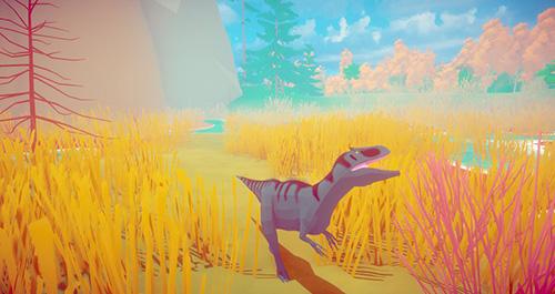 侏羅紀島截圖5