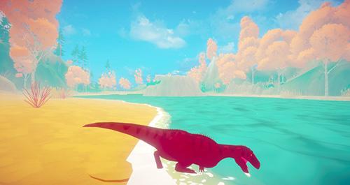 侏羅紀島截圖8