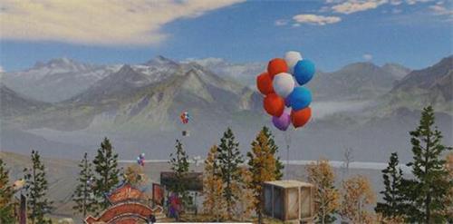 明日之后气球物资箱在哪