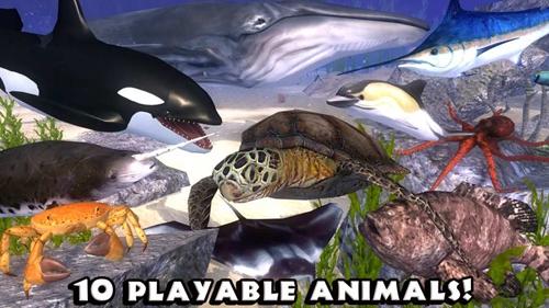 終極海洋模擬器截圖4