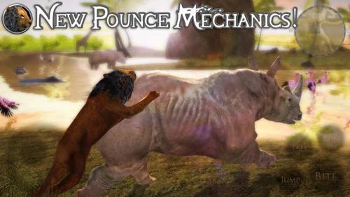 終極獅子模擬器2中文版截圖2