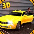 出租車汽車模擬器3D