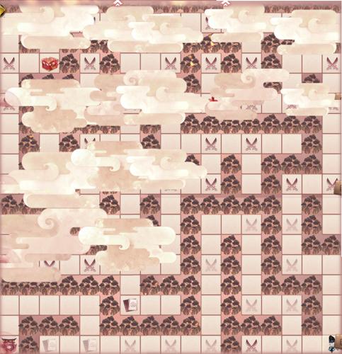 阴阳师缘结之境39层地图怎么走
