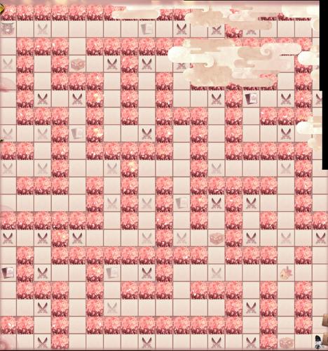 阴阳师缘结之境52层地图怎么走