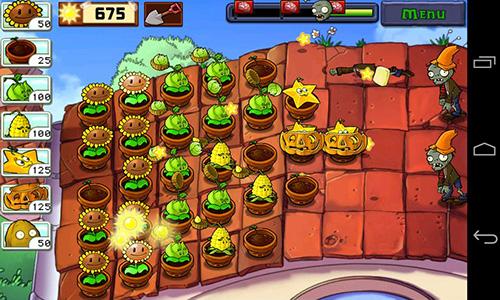 植物大战僵尸95版手机版截图3