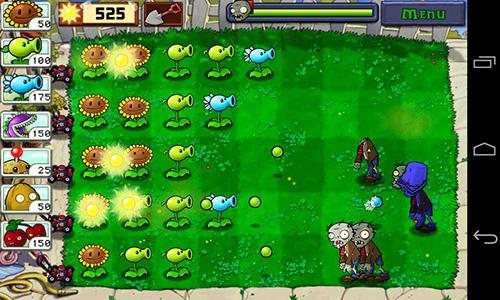 植物大战僵尸95版手机版截图5