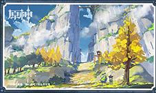 原神原画展示 游戏原画图片介绍