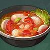 蘿卜時蔬湯