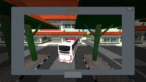 印尼巴士模拟器十八汉化版截图3