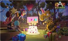 PixArk方块方舟两周年版本上线 纪念版披风显王者之风
