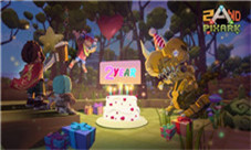 PixArk方塊方舟兩周年版本上線 紀念版披風顯王者之風
