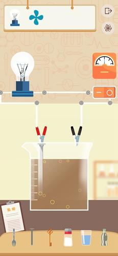电是怎样构成的电解质发电第一关通关攻略