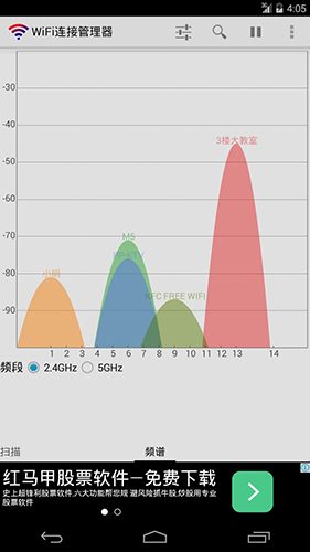 WiFi连接治理器app截图2