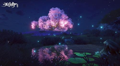 【三生树下许下心愿】