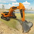 重型挖掘机仿照器