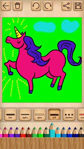 童话公主涂鸦截图4