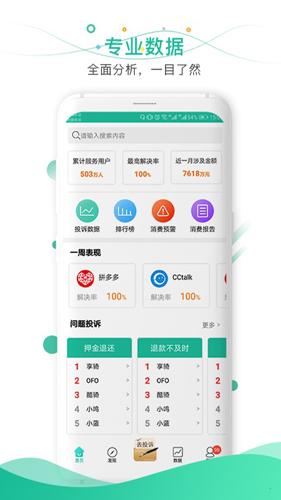 消费保app截图2