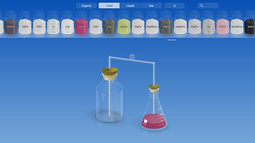 虚拟化学实验室截图5
