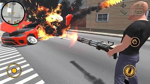 犯罪模擬3D截圖3