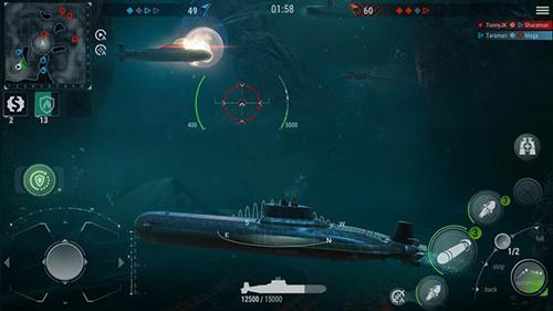 潜艇世界截图2
