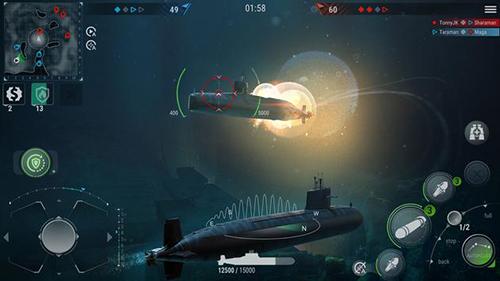 潜艇世界截图1