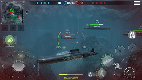 潜艇世界截图3
