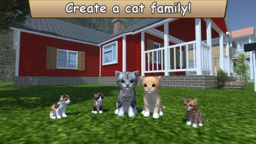 小猫模拟器:动物生活截图2