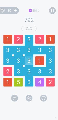 数字方块截图2