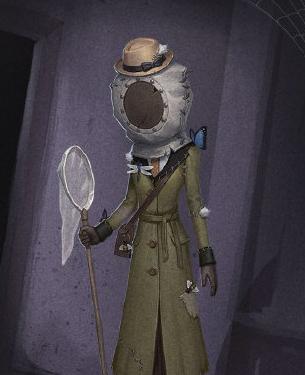 第五人格昆虫学者金皮