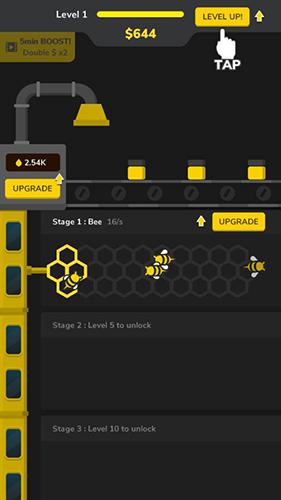 蜜蜂工厂截图2