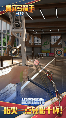 真實弓箭手3D截圖5