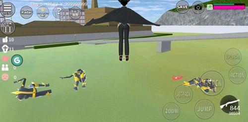 樱花校园模拟器外星人怎么打 外星人boss玩法攻略