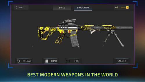 終極槍械模擬器截圖4